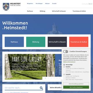 Stadt Helmstedt- Startseite
