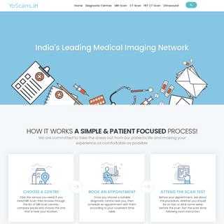 YoScans - India`s Leading Medical Imaging Network