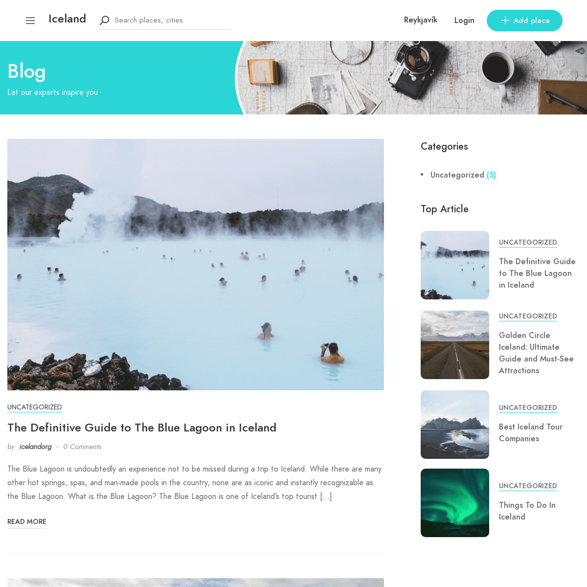 Iceland.org - Best Hotels and Car Rentals
