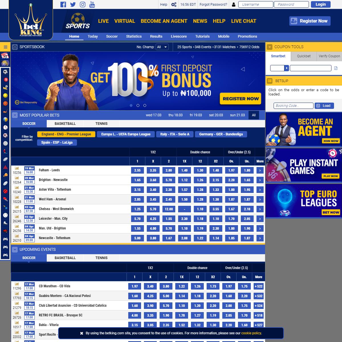 Sports - Best Online Sports Betting - 100- Welcome Bonus