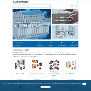 Global Leader in Industrial Control Devices - c3controls