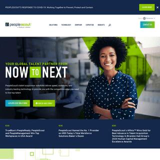 Talent Acquisition Solutions - Talent Acquisition Partners - PeopleScout