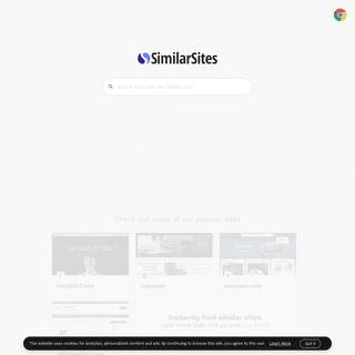 Similarsites.com - Easily Explore alternative websites
