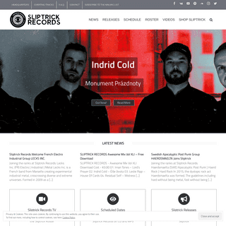 Sliptrick Records – Record Label & Distribution Music Company