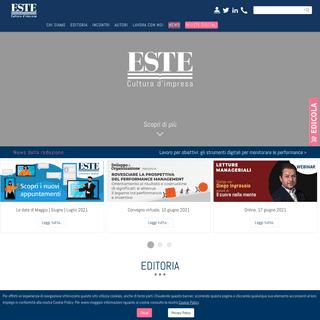 Este - Cultura d`Impresa - Edizioni Este periodici e libri