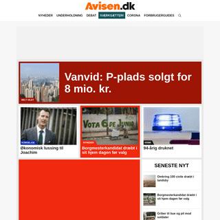 A complete backup of https://avisen.dk