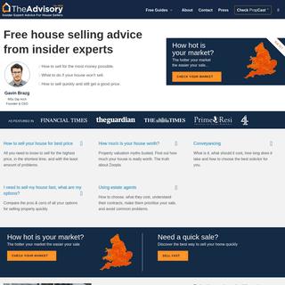 Free Expert House Selling Advice (+ Insider Secrets) - TheAdvisory