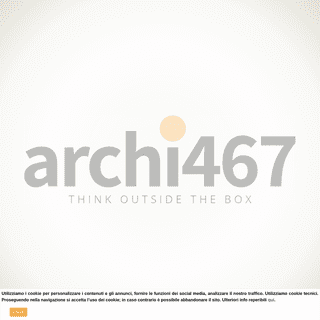 Archi467 - Think outside the box