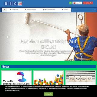 BIC.at - BerufsInformationsComputer