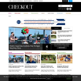 Checkout Publications - Checkout