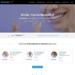 Teeth Braces Cost Information & Reviews - BracesInfo.com