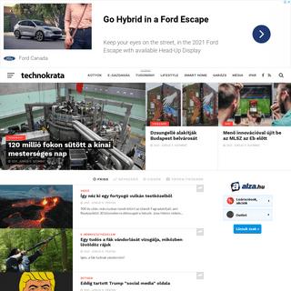 technokrata.hu – techmagazin - technokrata