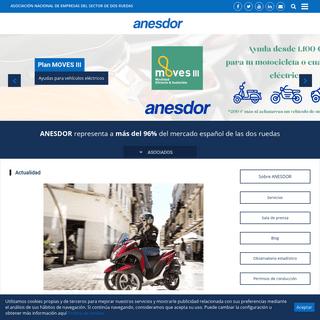 Anesdor – Asociación Nacional de Empresas del Sector Dos Ruedas