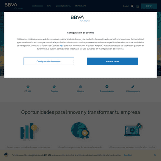 Todas las oportunidades del open banking para tu negocio - BBVA API_Market