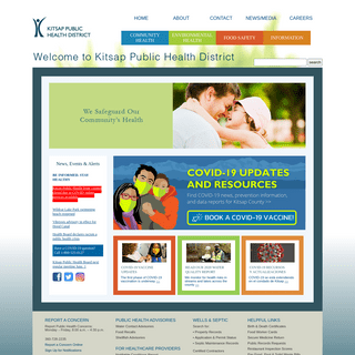 Kitsap Public Health District - kitsappublichealth.org