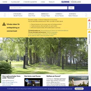 Sunne kommun - Sunne-Värmland