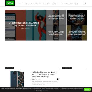 Nokia, Mobile, Android & interesting Tech news - Nokiapoweruser