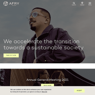 Providing leading solutions for generations to come - AFRY