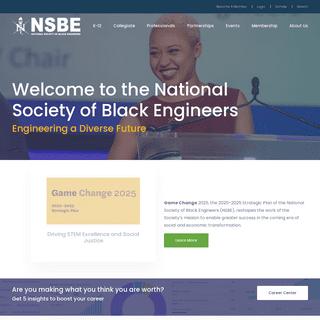 NSBE - Home