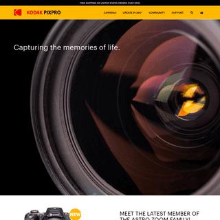 Home - Kodak PIXPRO