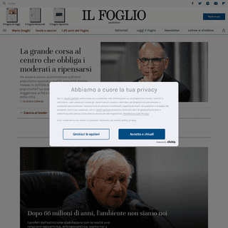 Il Foglio - Edizione Online