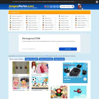 Los Mejores Juegos Gratis Online De Internet - Juegosdiarios.com