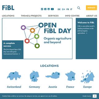 FiBL - fiblorg
