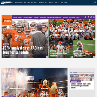 Rubbing the Rock - A Clemson Tigers Site - News, Blogs, Rumors, Opinion and More