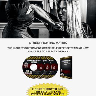 Street Fighting Matrix - 99 - Street Fighting Matrix