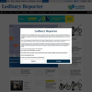 Ledbury Reporter Herefordshire
