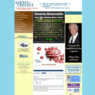 The Kidney & Urology Foundation of America
