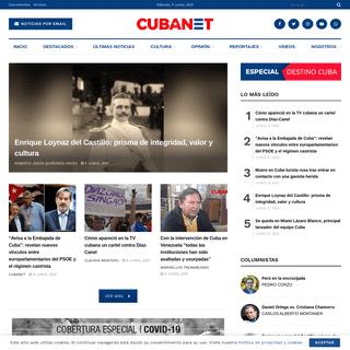 CubaNet Noticias de Cuba - Prensa Independiente desde 1994