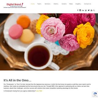 Digital Marketing Agency - Digital Brand Expressions