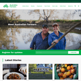 Home - AustralianFarmers - Farm & agriculture news, information and more...