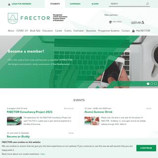 Students - FAECTOR