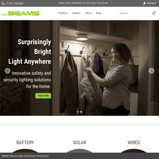 Safety & Security Lighting - Indoor & Outdoor - Mr Beams