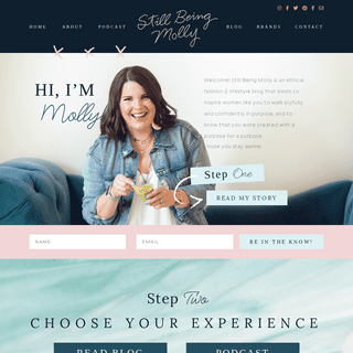 Ethical Fashion & Lifestyle Blog - Clean Beauty - Motherhood - Ethical Brand Directory - Humor