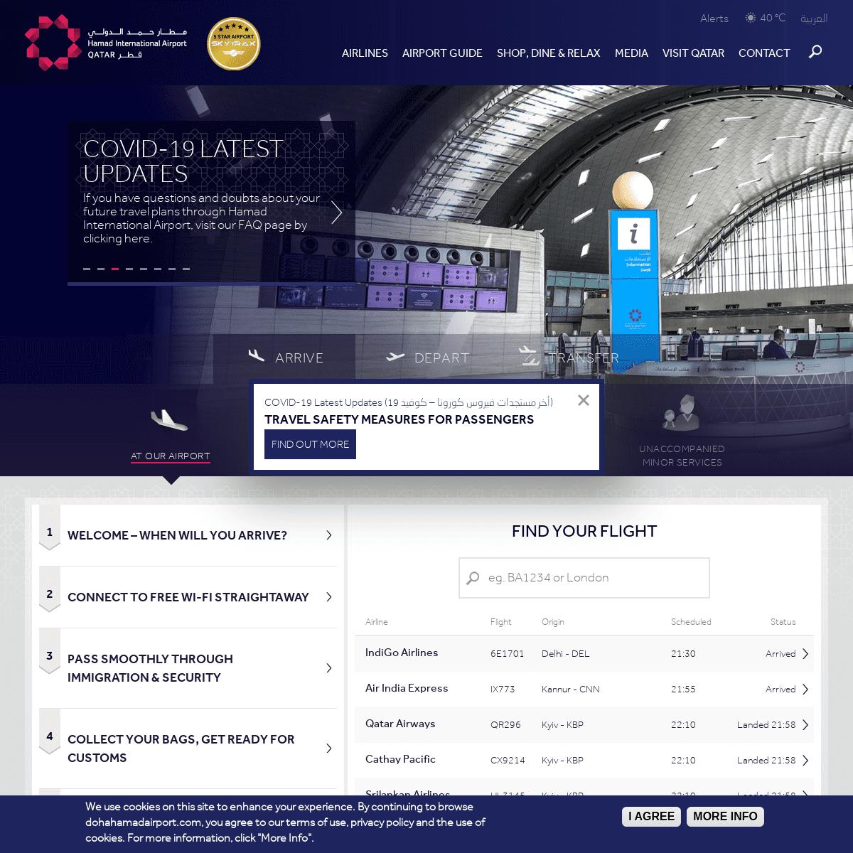 Hamad International Airport -