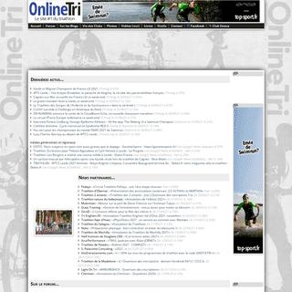 Triathlon à 300- .-. OnlineTri.com