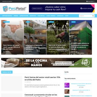 Perú Retail - Noticias, artículos, investigación y capacitación del sector retail