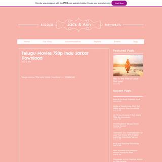 Telugu Movies 720p Indu Sarkar Download