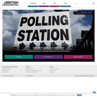 The British Election Study