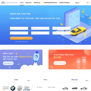 Sell Car - Buy Car - Australian Car Network