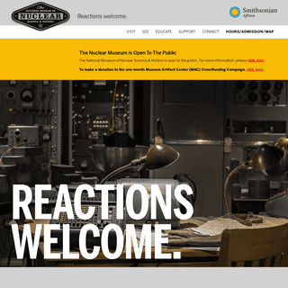 Home - Nuclear Museum