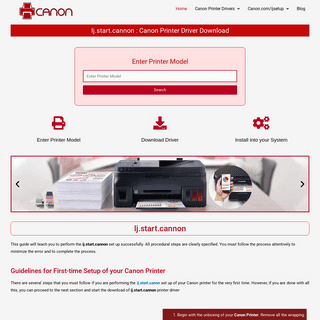 ij.start.cannon - Canon.com-ijsetup - Canon Wireless Setup