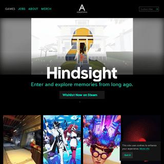 Games - Annapurna Interactive