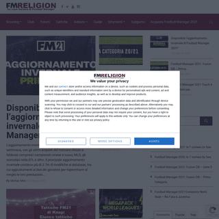 FM Religion - Football Manager Religion Community