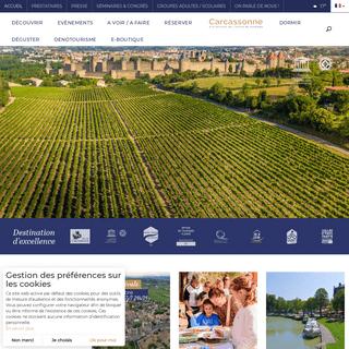 Office de tourisme de Carcassonne