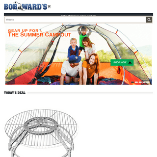 Bob Ward`s - Top Brand Outdoor Gear & Clothing - Camping, Hiking, Shoes, Hunting & Fishing