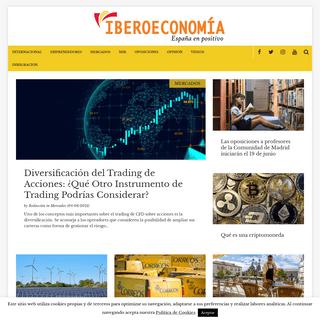 Iberoeconomía - Emprendimiento y Economía en España y Latinoamerica
